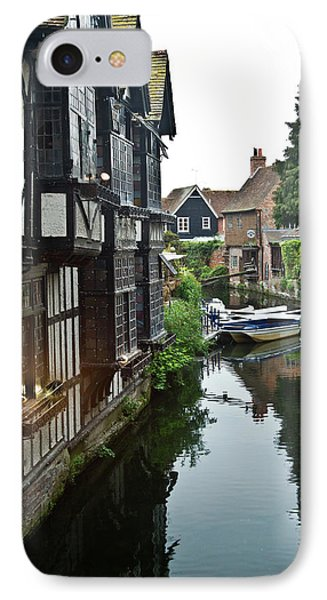 Stratford Upon Avon 7 Phone Case by Douglas Barnett