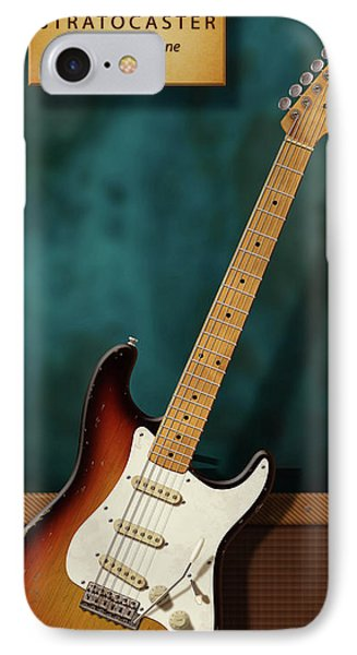 Stratocaster Anniversary 2 IPhone Case