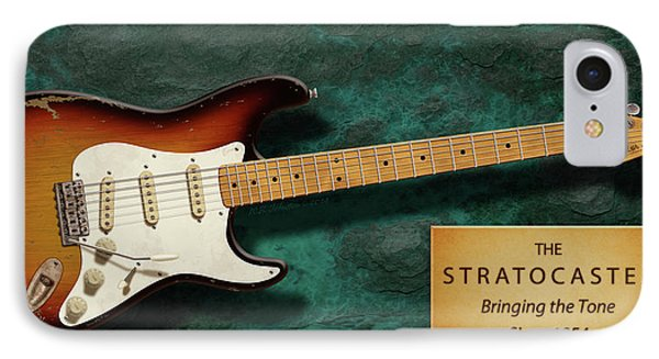 Stratocaster Anniversary IPhone Case