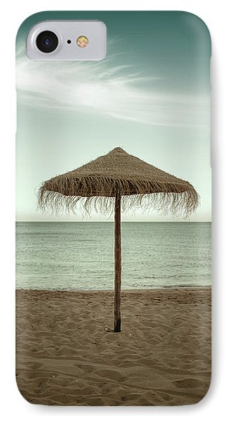 IPhone Case featuring the photograph Straw Shader by Carlos Caetano