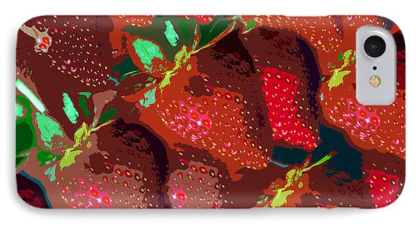 Strawberry Fields Forever Phone Case by David Lee Thompson