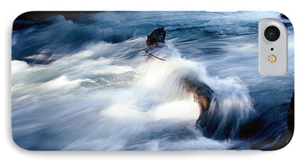IPhone 7 Case featuring the photograph Stream 2 by Dubi Roman