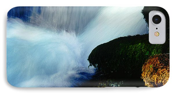 IPhone Case featuring the photograph Stream 5 by Dubi Roman