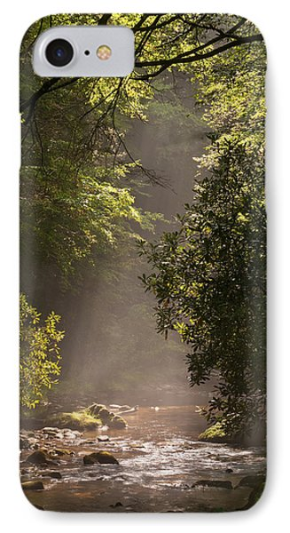 Stream Light Phone Case by Steve Gadomski