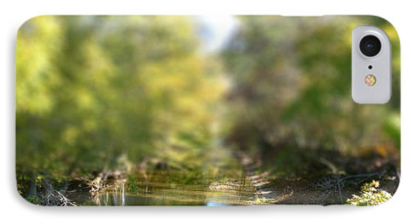 Stream Reflections IPhone Case by EricaMaxine  Price