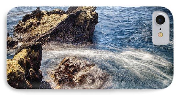 IPhone Case featuring the photograph Stream by Tad Kanazaki
