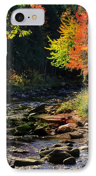 IPhone Case featuring the photograph Stream by Tom Prendergast
