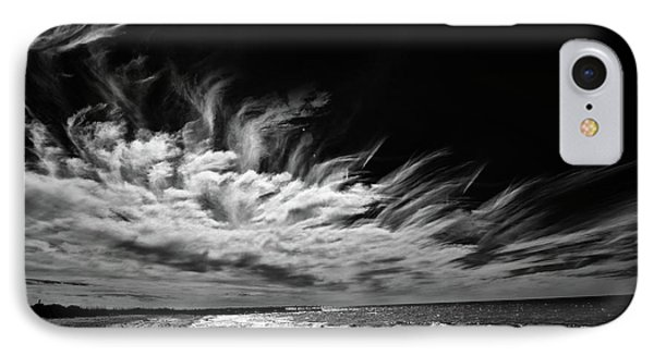 Streaming Clouds IPhone Case