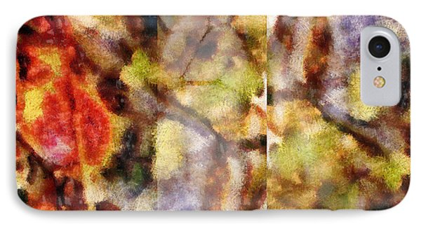 Streams Of Reflection  IPhone Case by Edward Fielding