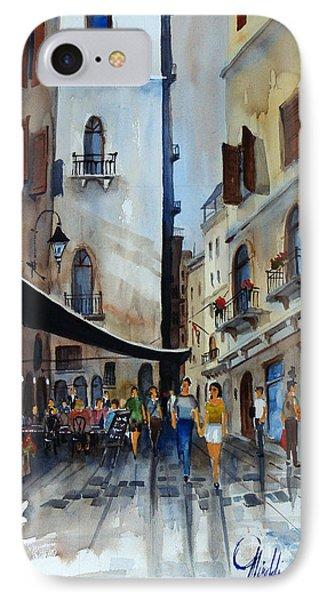 Taverna D' Strada IPhone Case