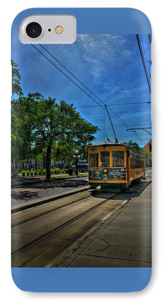 Street Car 435 IPhone Case by Marvin Spates