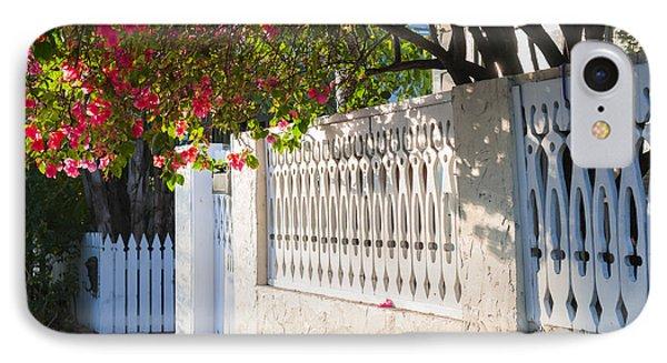 Street In Key West IPhone Case