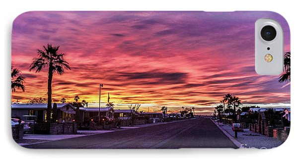 Street View IPhone Case by Robert Bales