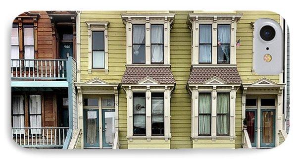 Streets Of San Francisco IPhone Case by Julie Gebhardt
