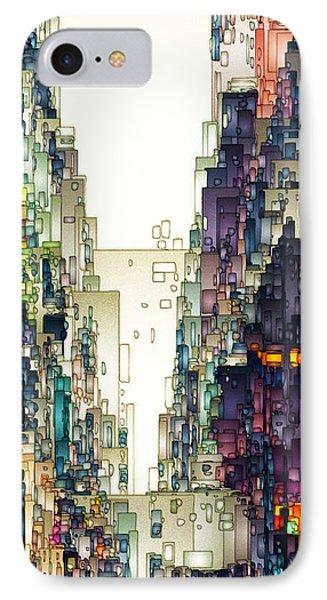 Streetscape 1 IPhone Case