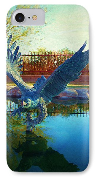Strength Renewed IPhone Case by Glenn McCarthy Art and Photography