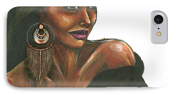 IPhone Case featuring the painting Striking Too by Alga Washington