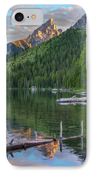 String Lake IPhone Case by Tim Fitzharris