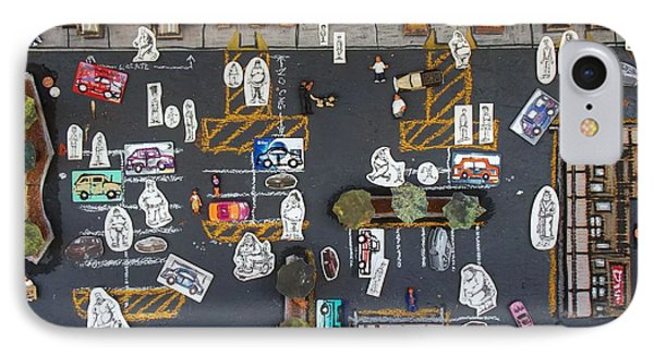 Parking Lot IPhone Case