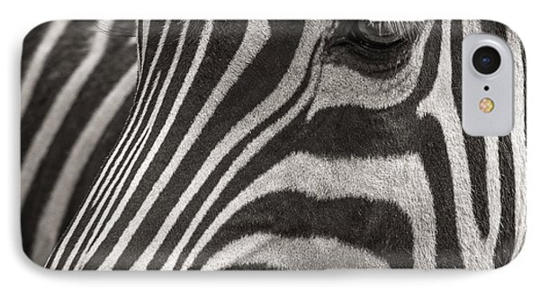 Striped Beauty IPhone Case