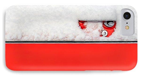 Stripes Of Impala IPhone Case by Todd Klassy