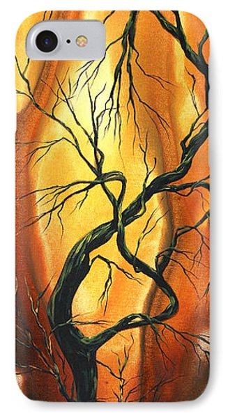 Striving To Be The Best By Madart Phone Case by Megan Duncanson