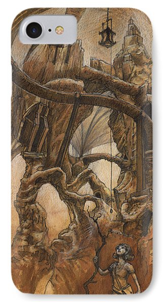 Strunk Cavern IPhone Case by Ethan Harris