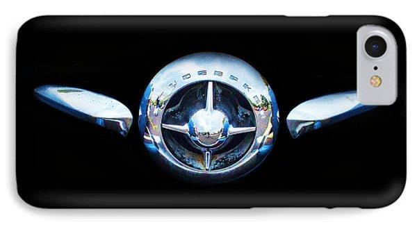 Studebaker In Black IPhone Case