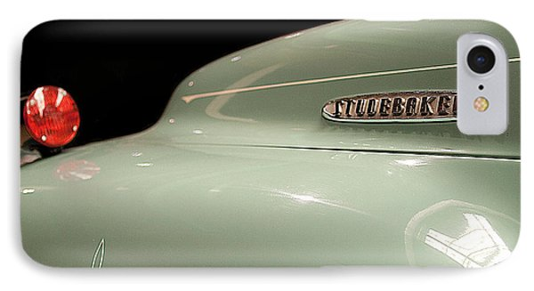 IPhone Case featuring the photograph Studebaker by Patricia Hofmeester