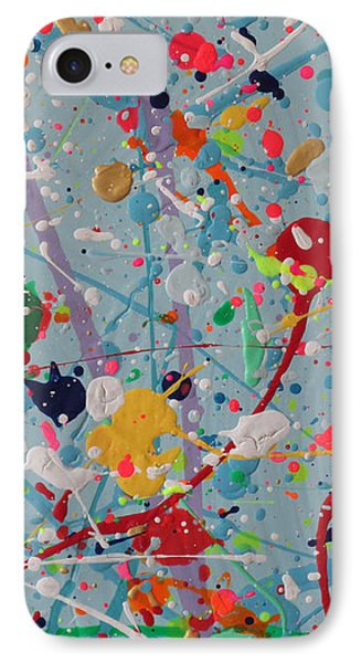 Studio Floor - Detail  IPhone Case