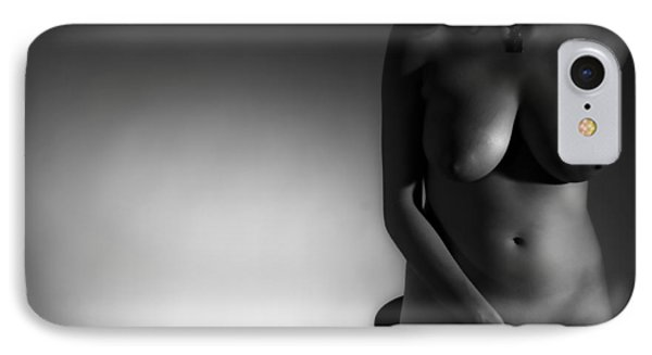Studio Nude  IPhone Case by Nathan Wright
