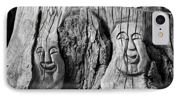 Stump Faces 2 IPhone Case