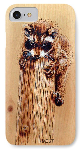 Stumped IPhone Case by Ron Haist