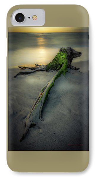 Stumps Edge IPhone Case by Marvin Spates