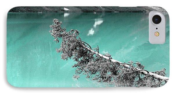 Stunning Turquoise Glacial Lake IPhone Case