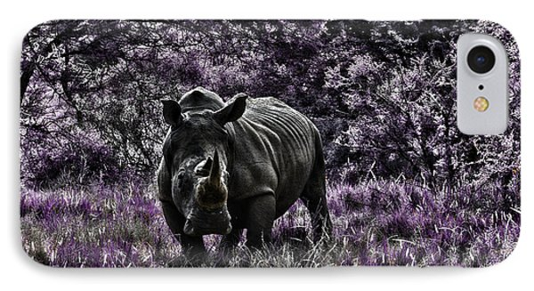 Styled Environment-the Modern Trendy Rhino IPhone Case