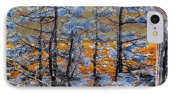 River Of Fire IPhone Case by Bob LaForce