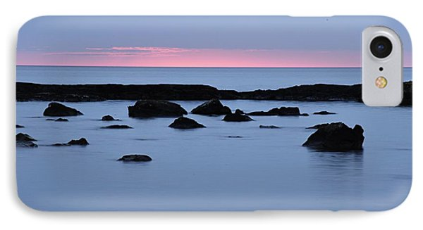 IPhone Case featuring the photograph Subtle Sunrise by Larry Ricker