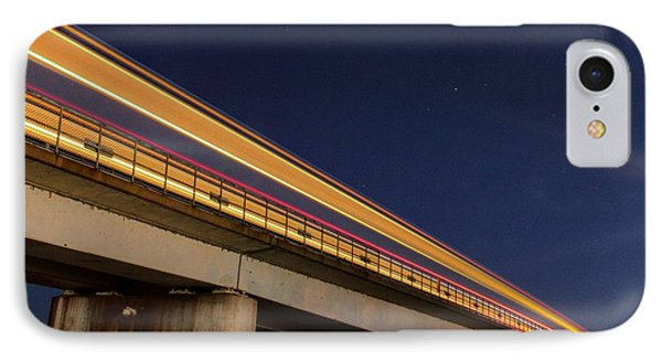 Subway Scenery IPhone Case by Christopher Duncan