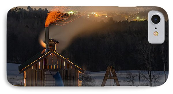 Sugaring View IPhone Case by Tim Kirchoff
