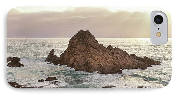 IPhone Case featuring the photograph Sugarloaf Rock Sunset by Ivy Ho