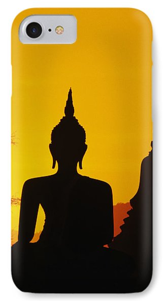 Sukhothai Temple Phone Case by Gloria & Richard Maschmeyer - Printscapes