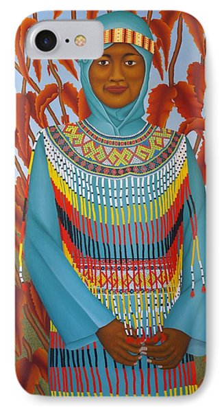 Sulawesi Girl Phone Case by Brian Leverton