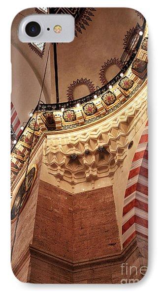 Suleymaniye Architecture Phone Case by John Rizzuto