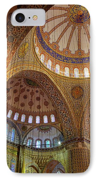 IPhone Case featuring the photograph Sultan Ahmed Mosque by Fabrizio Troiani