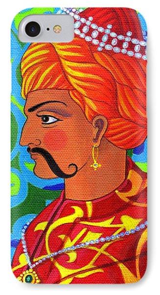 Sultan IPhone Case by Jane Tattersfield