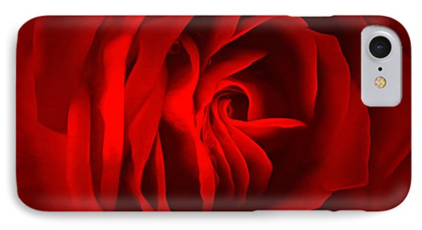 Sultry Mood IPhone Case