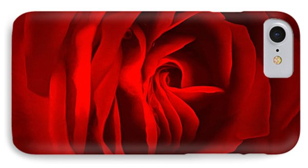Sultry Mood IPhone Case by Krissy Katsimbras