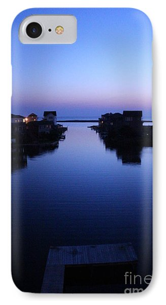 Summer Avon Evening IPhone Case by Tony Cooper