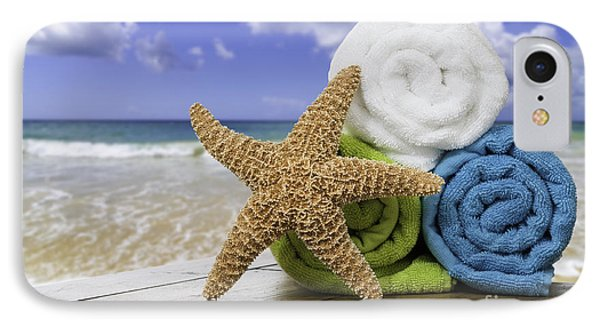 Summer Beach Towels IPhone Case